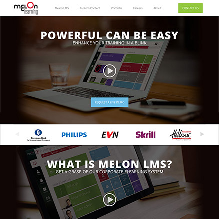 Melon Learning Has a New Site