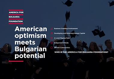 America for Bulgaria Foundation: New Website