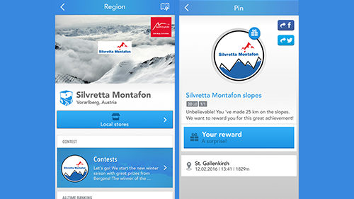 MAPtoSNOW: Geo-social gaming meets winter sports