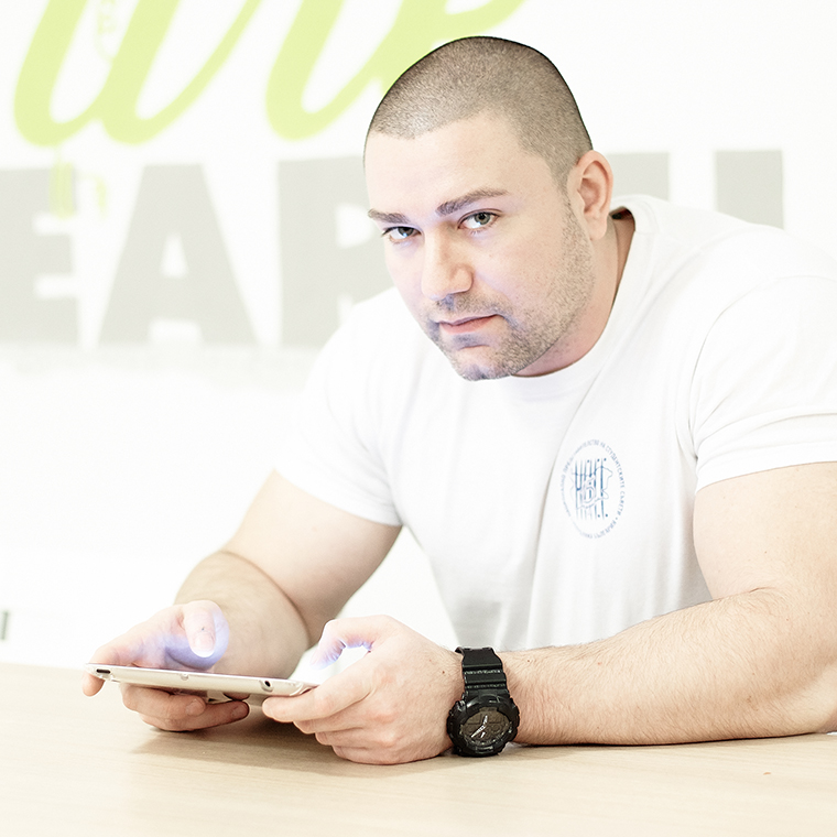 Deyan Nedkov - QA Engineer